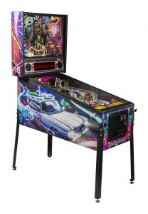 Ghostbusters Pinball Machine Hire