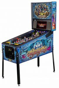 Aerosmith pinball